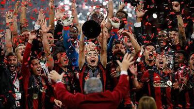 Las voces de los protagonistas: la gloria que se vistió de Atlanta United en la MLS
