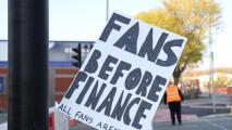 El Liverpool dio pérdidas de 50 millones euros hasta mayo de 2020