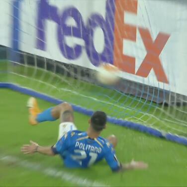 ¡Napoli al fin anota! Politano hace el 1-0 tras 'jugadón' de Zielinski