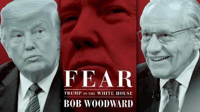 """""""Miedo"""": las explosivas revelaciones de Bob Woodward en un libro sobre el gobierno de Trump"""