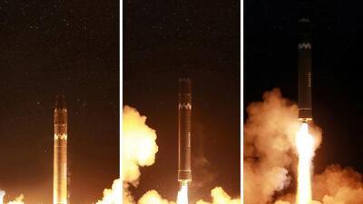 """Estados Unidos advierte a Corea del Norte que con su prueba balística lleva al mundo """"más cerca"""" de una guerra"""