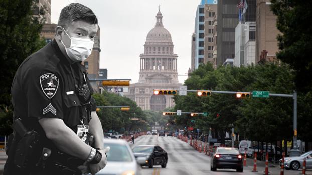Votantes tendrían que decidir recortes a fondos de la policía, según proyecto de ley aprobado por el Senado de Texas