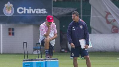 ¿Oribe Peralta o Alexis Vega? El 'Jefe' Boy ya se decidió