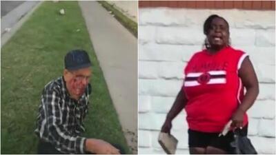 15 años de cárcel para la mujer que le destrozó la mandíbula con un ladrillo a un abuelo hispano