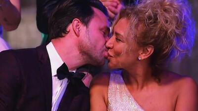 Cristian Zuárez ya se casó y así lo anunció en Inseparables