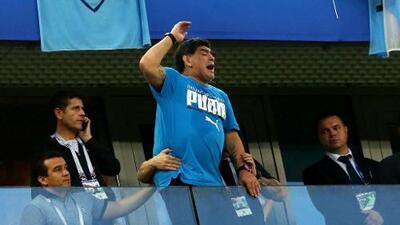 Maradona busca al responsable de su 'muerte'