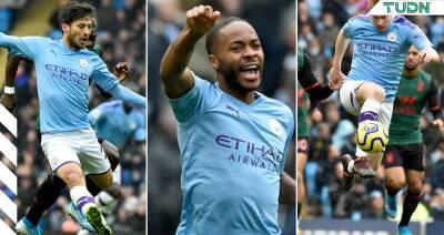 Manchester City pelea por la cima de la Premier League