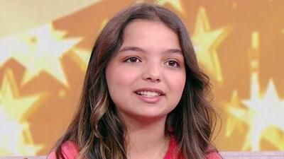 """Sofía González tiene grandes sueños tras su salida de Pequeños Gigantes: """"Yo quiero estar en Broadway"""""""