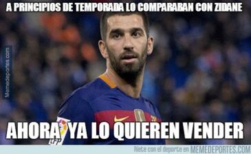 Memes de la derrota del Barça en Anoeta y la goleada del Madrid