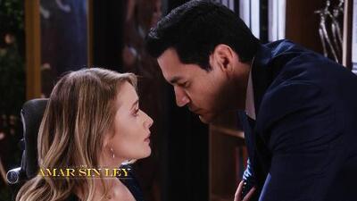 Sofía y Ricardo estuvieron muy cerca de darse su primer beso