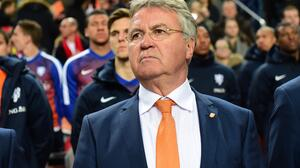 Guus Hiddink es el nuevo seleccionador de Curazao