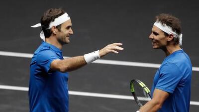 Roger Federer conquista para Europa la Copa Laver tras derrotar en Praga a Nick Kyrgios