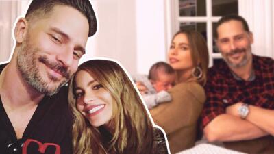 Sofía Vergara presenta al nuevo miembro de su familia: y sí, es un bebé
