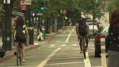 Proponen ampliar en 700 millas los carriles para bicicletas en la ciudad de Nueva York