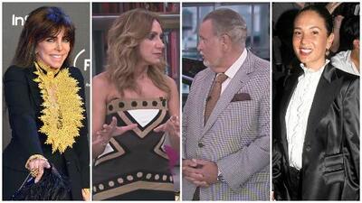 Raúl y Lili reaccionan a las nuevas declaraciones de Yolanda Andrade para una revista sobre Verónica Castro