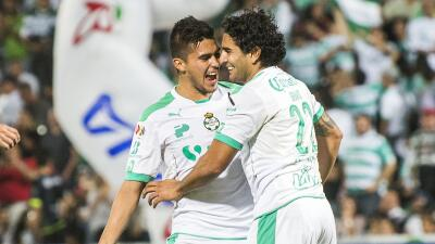 Santos 2-0 Veracruz: Santos se consolida, vence a Veracruz que se hunde