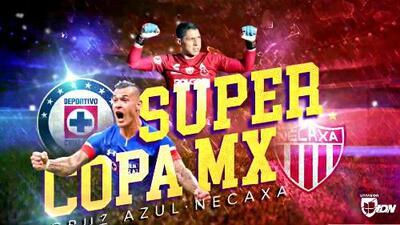 Estadísticas rumbo a la batalla por la Supercopa MX entre Necaxa y Cruz Azul
