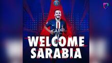 Nuevo refuerzo del PSG: el club confirmó el fichaje del español Pablo Sarabia