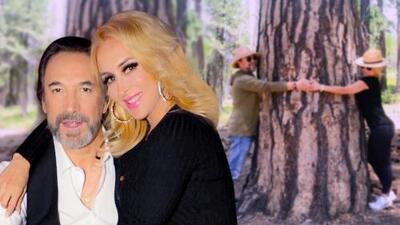 Marco Antonio Solís y su esposa Cristy sudan pasión en París (y su 'paparazzo' personal los traiciona)