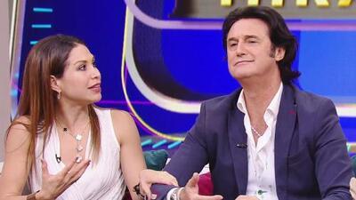 Bianca Marroquín y 'Poty' Castillo revelan quién creen que se llevará el trofeo de Mira Quién Baila