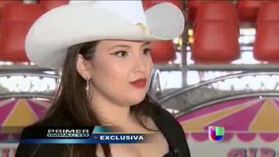 Hija del 'Puma de Sinaloa' le sigue los pasos