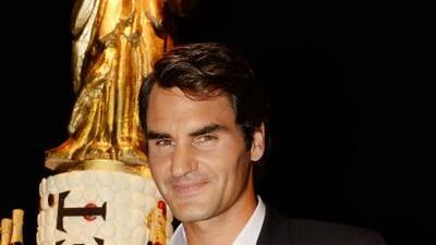 Roger Federer, el tenista mejor pagado del mundo según Forbes