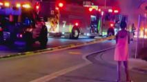 Dos muertos, seis niños hospitalizados y una embarazada herida: el saldo de violento choque en Miami-Dade