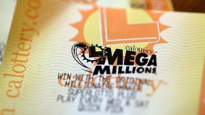 El único boleto ganador de los 425 millones de dólares del MegaMillions se vendió en Nueva York