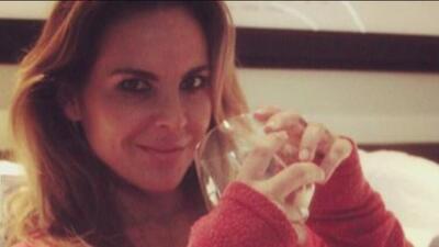A Kate del Castillo le benefició todo el escándalo de 'El Chapo' Guzmán para vender su tequila 'Honor'