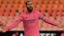 Sergio Ramos se lesiona a pocos días de la Champions y el Clásico
