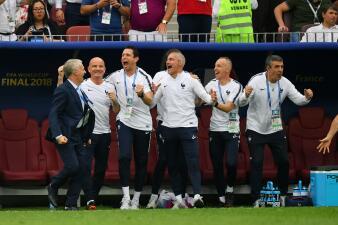 En fotos: los once entrenadores nominados por la FIFA a técnico del año