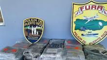 Detienen a tres personas y ocupan drogas cerca de las costas de Aguadilla