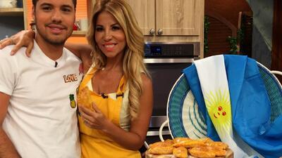 Celebrando la Independencia de Argentina con empanadas al estilo de Roxana García