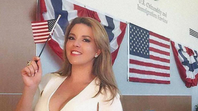 Alicia (Machado) en el país de las maravillas de Trump
