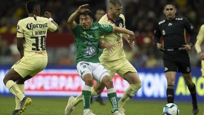 Debido a contigencia en CDMX, el América vs. León se jugará en Querétaro