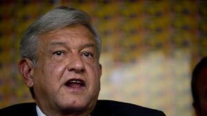 "López Obrador: ""Trump es 'cero diplomacia'"""