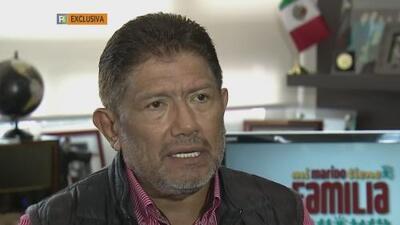 Juan Osorio confiesa con qué actriz mexicana no le gustaría volver a trabajar jamás
