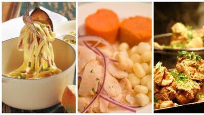 Las recetas caseras de tres top chefs de América Latina
