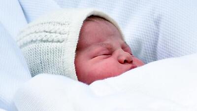 Los duques de Cambridge llaman a su hija Charlotte Elizabeth Diana