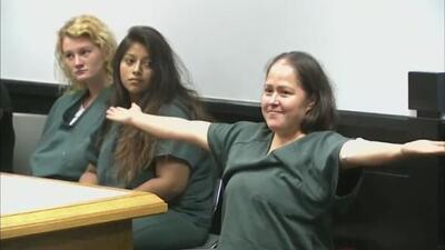 Condenan a cadena perpetua a madre hispana que asesinó a puñaladas a su esposo y cuatro hijos en Georgia