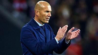 """Zidane, tras coronarse campeón del Mundial de Clubes: """"Fue un partidazo, estuvimos fenomenal"""""""
