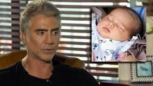 Alejandro Fernández asegura que desea malcriar a su nieta Cayetana, primogénita de su hija Camila