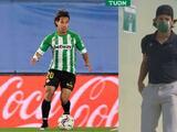"""Diego Lainez bromea sobre su musculatura y la foto que se volvió viral: """"Ahí se ve demasiado"""""""