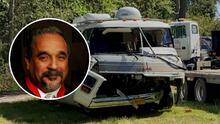 Rubén Blades echa a un lado las diferencias y le desea lo mejor a Willie Colón y su esposa tras el grave accidente