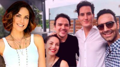 Bárbara Mori sigue enamorada del sobrino de Emilio Azcárraga Jean y se dejó ver junto a él