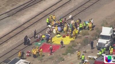 52 heridos por accidente en Autopista 210