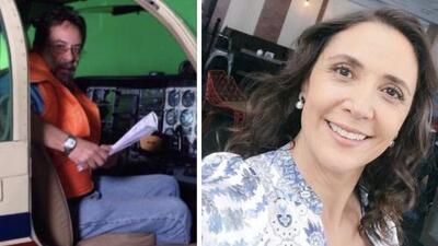 Mueren Maru Dueñas y el director cinematográfico Claudio Reyes Rubio en un accidente de carro