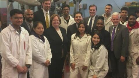 Escuelas técnicas en Nueva York, una opción para que miles de jóvenes reciban apoyo y desarrollen sus capacidades