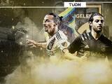 Carlos Vela supera a Zlatan Ibrahimovic con más goles en El Tráfico
