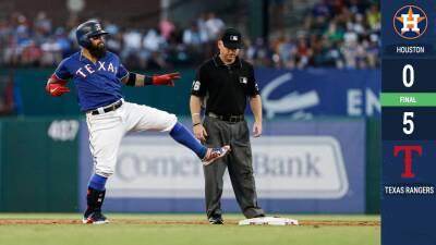 Lance Lynn llega 12 triunfos, encabeza MLB en esa área, y Texas supera a Houston